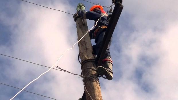 Электрики выборочно отключат электричество в 7 районах Днепра