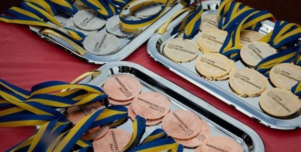 Бойцы АТО привезли 6 наград с Игр Непокоренных