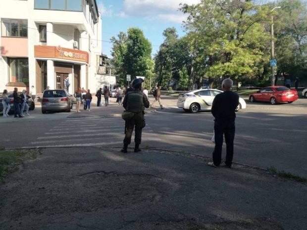 Полиция Днепра просит граждан сохранять спокойствие