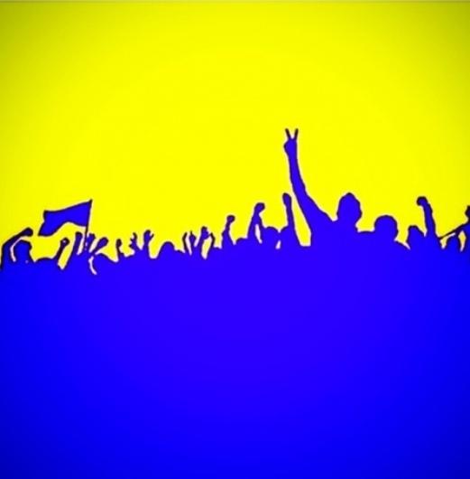Днепропетровцы вышли Маршем за мир