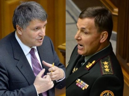 Министры МВД и Минобороны поссорились из-за комбатов-политиков