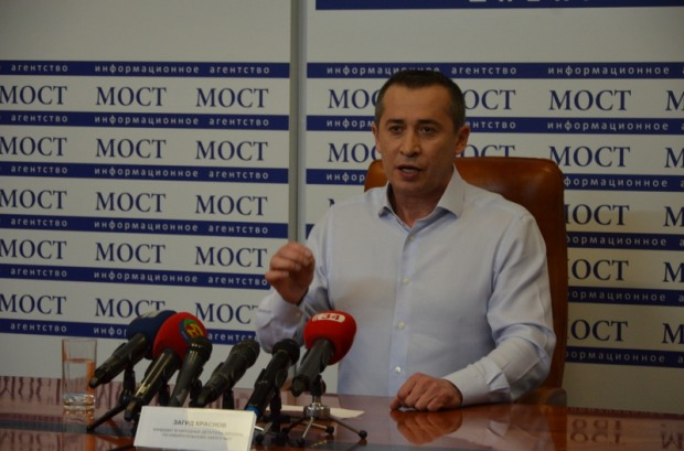 Загид Геннадиевич Краснов. Единый оппозиционный кандидат
