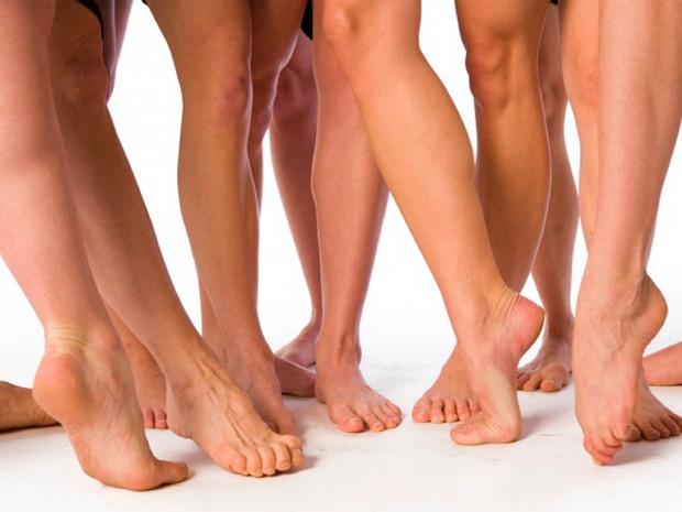 Здоровые ноги – здоровый организм
