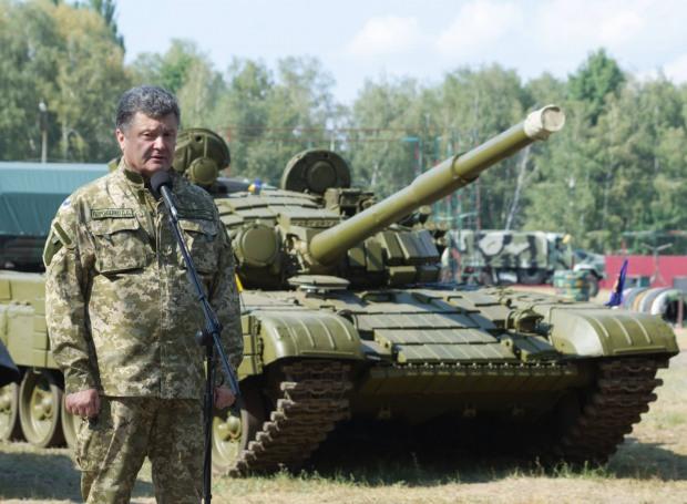 Украина: пир во время войны продолжается!