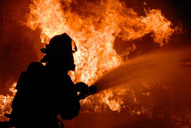 В Кривом Роге произошло 43 пожара за неделю
