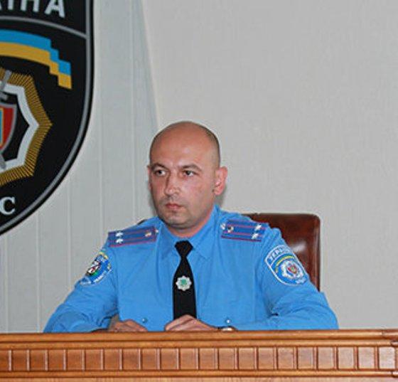 У полиции Днепра появился временный начальник