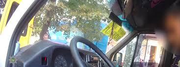 Полиция Днепра составила протокол на водителя маршрутки