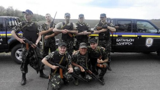 «Днепр-1» стал полком