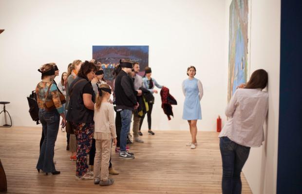 Днепропетровцев познакомят с новым жанром искусства