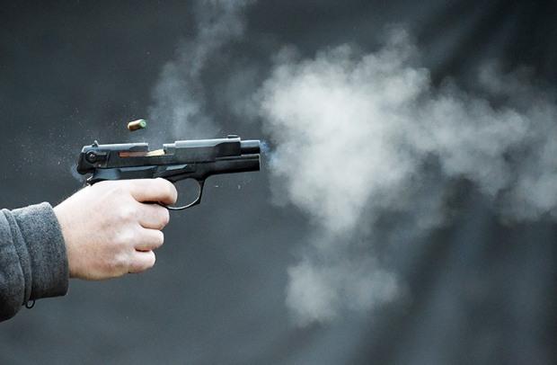 В ночном Кривом Роге прозвучали 12 выстрелов
