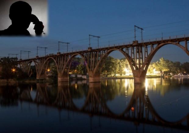 Ночью в Днепре искали взрывчатку на трех мостах