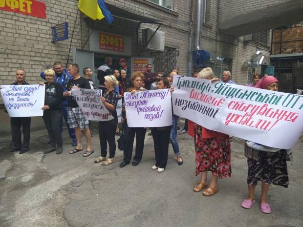 Дочка главного архитектора «ЛНР» вынесла решение против создания Песчанской громады