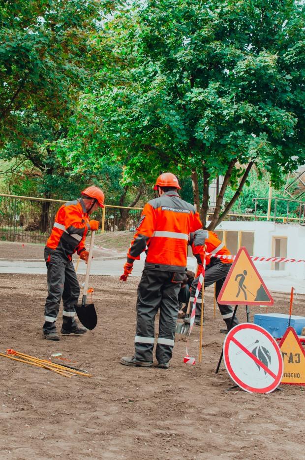 За год с «Днепропетровскгаза» уволилось более 11% квалифицированных специалистов