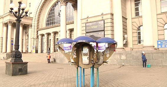 Днепровец устроил ночной переполох на трех вокзалах