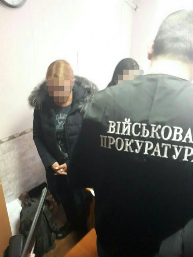 На Днепропетровщине чиновница исполнительной службы брала взятки