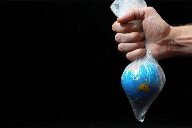 В Днепре предлагают альтернативу полиэтиленовым пакетам