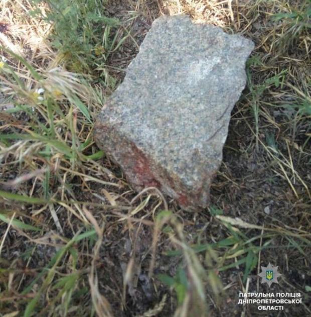Забил камнем: в Днепре задержали подозреваемого в убийстве