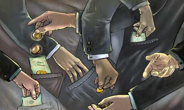 Коррупционеры могут спать спокойно