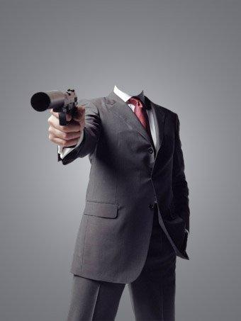 Підсудному повернули пістолет з глушником і звільнили від відповідальності