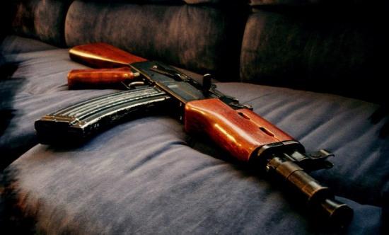 Военные из зоны АТО везли домой боеприпасы