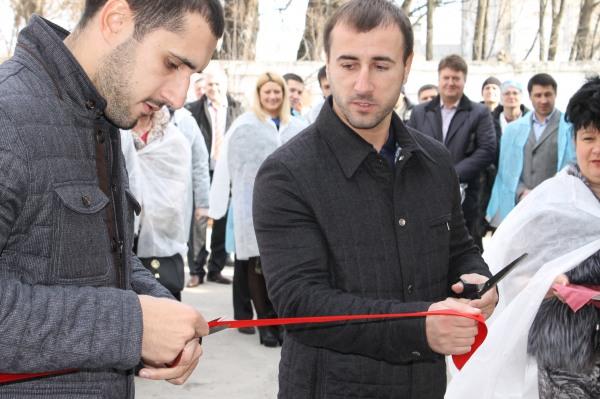 Группа компаний S.Groupоткрыла новый хлебзавод в Днепропетровске