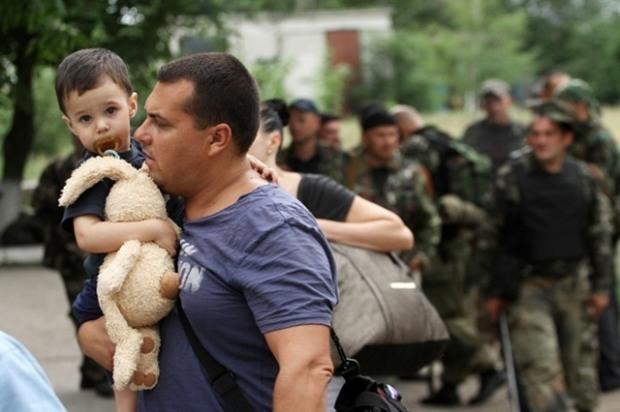 Cеминар-практикум для переселенцев из зоны АТО и Крыма