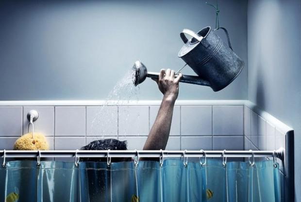 Прекращено водоснабжение техникума, суда и некоторых жилых домов Днепропетровска