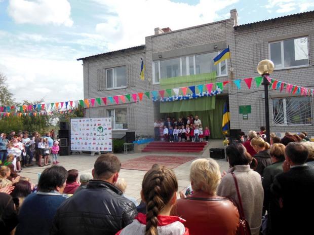Как евроинтегрируется село Елизаветовка