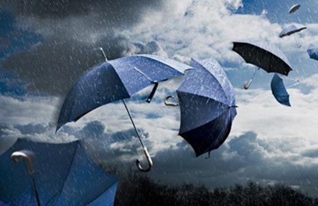 Гидрометцентр предупреждает об усилении ветра в Днепропетровской области