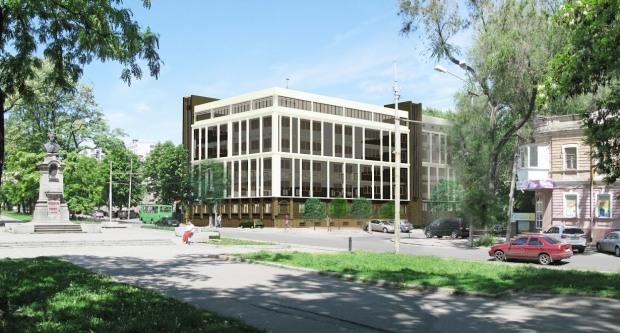 Каким будет новое шестиэтажное детское хирургическое отделение с бассейном в Днепре