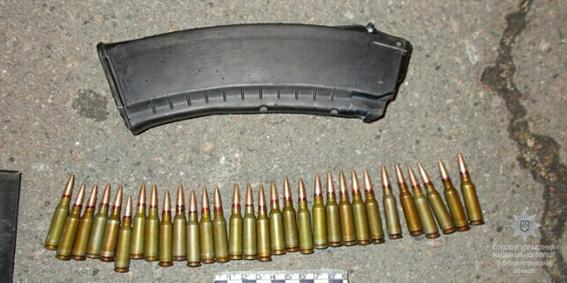 Дніпропетровщина – у трійці областей, де найчастіше і незаконно використовують зброю