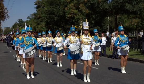 День Независимости: торжественное построение у ОГА, парад и площадь Героев Майдана (ФОТО, ВИДЕО)