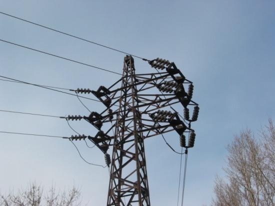 23 населенных пункта Днепропетровщины остаются без электричества