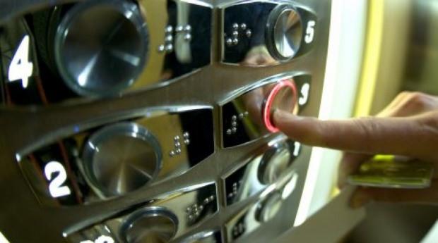 Полиция охраны Днепропетровска задержала вора оборудования лифтов