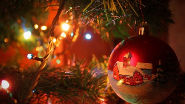 Жителям области напомнили о противопожарной безопасности при использовании новогодней гирлянды