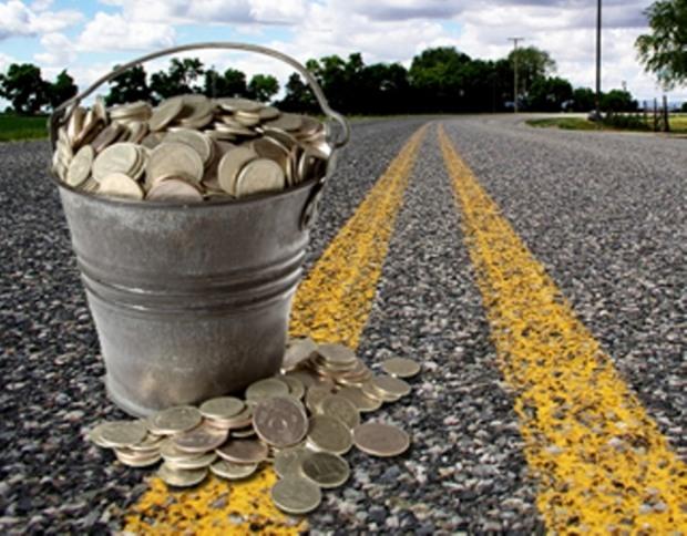 Стало известно, сколько миллионов потратит Днепродзержинск на разметку дорог и дорожные знаки