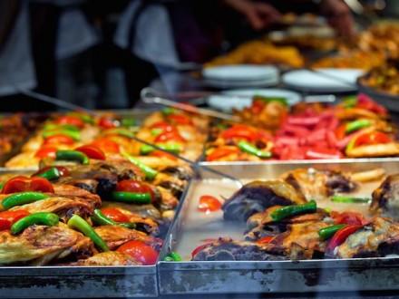 В Днепре проведут фестиваль еды
