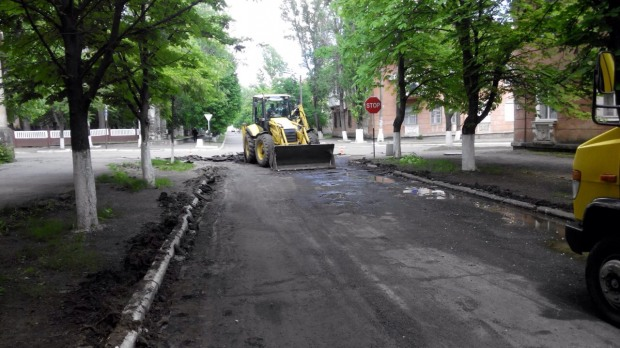В Покрове начали капитальный ремонт трех дорог