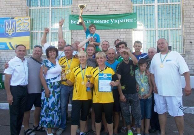 На Днепропетровщине определили лучше спортивное село