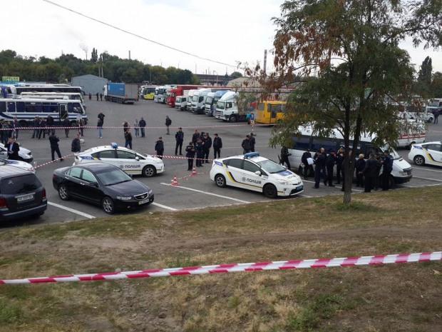 Стали известны подробности убийства полицейских в Днепре