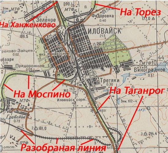 Подразделения из Днепропетровской области сосредоточены под Иловайском