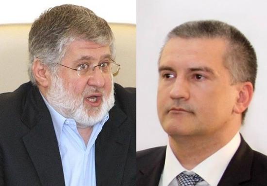 У Коломойского «забирают» все крымское имущество