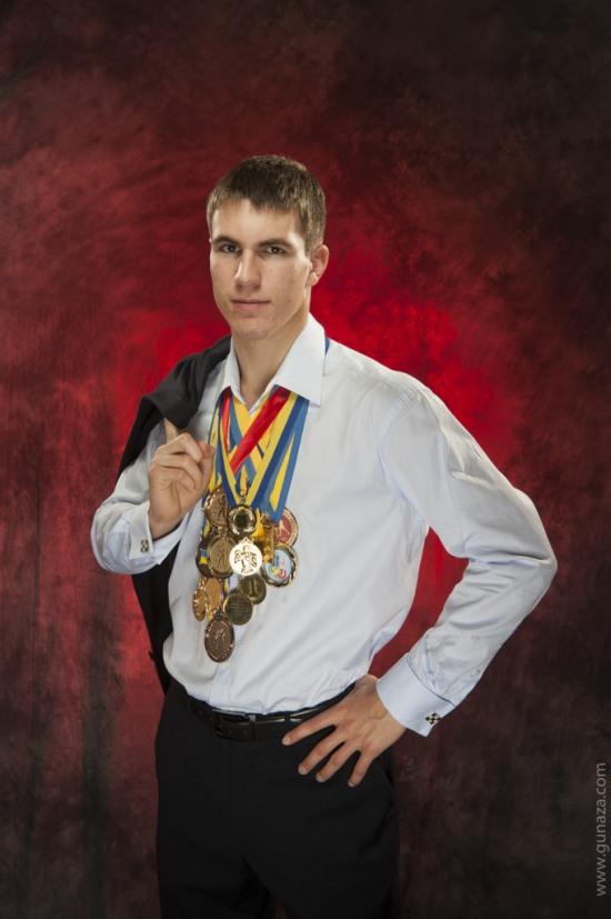 В Днепропетровске появился новый чемпион по боксу