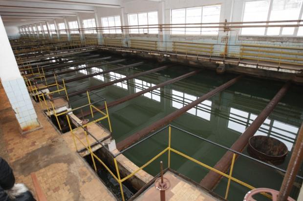 Днепрооблэнерго отключит Аульский водовод за долги