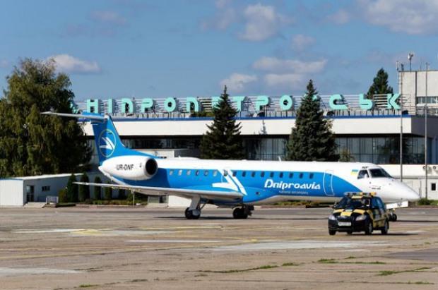 Аэропорт Днепра может лишиться авиационного сертификата