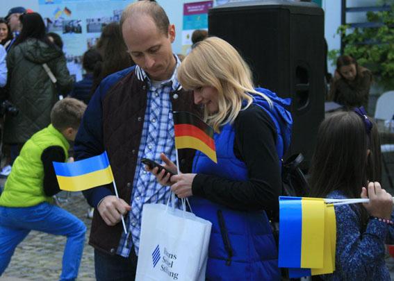 Программа дней Германии – 2016 на Днепропетровщине