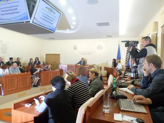 Коломойский рассказал, почему сепаратисты сели за стол переговоров