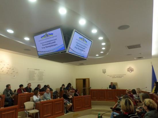 Игорь Коломойский: «Днепропетровская область готова к зиме»