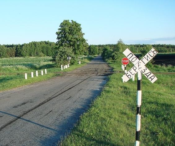 ДТП на переездах «стабилизировались»: электропоезд врезался в «BMW», «МАЗ» сбил локомотив