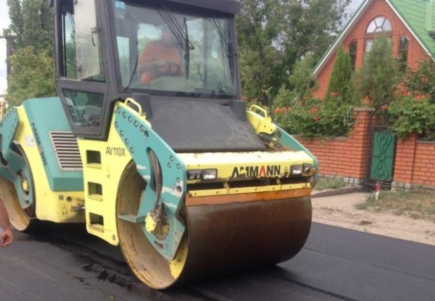 Капитальный ремонт дорог: где начали работы сегодня